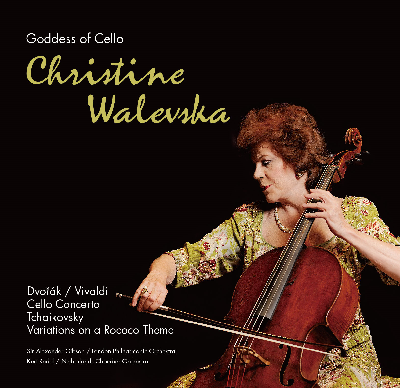 Christine Walevska Decca_front