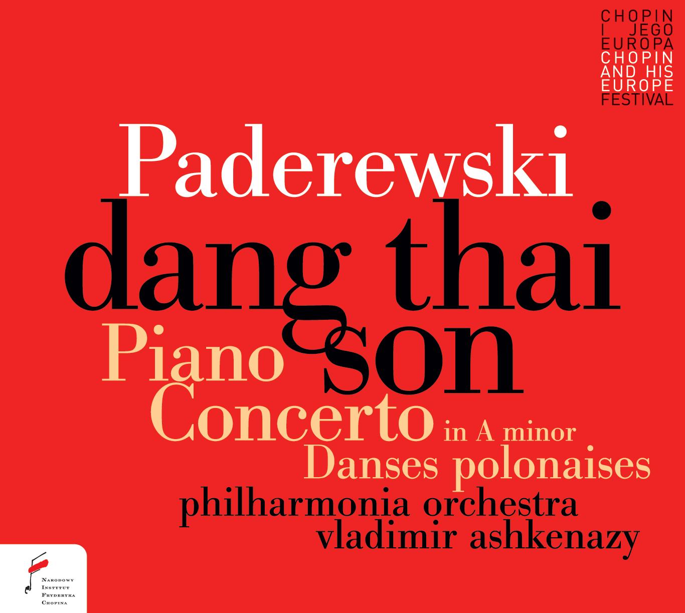 Dang Thai Son_Paderewski_front